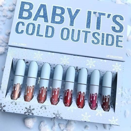 KylieCosmeticsBabyIt'sColdOutsideLipCollection