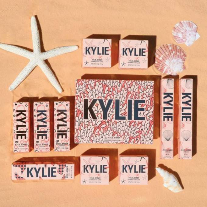 Kylie-Cosmetics-Under-Sea-Collection